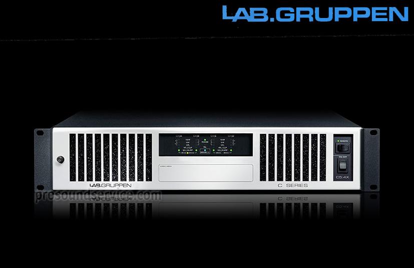 Lab.gruppen C 5:4X